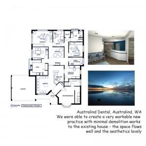 Australind Dental - concept design